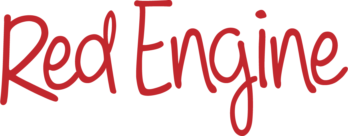 red engine logo